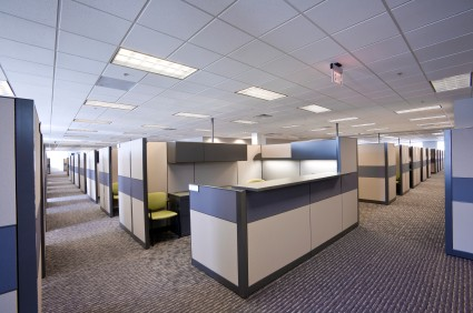 Office cleaning by Klean All USA Inc.